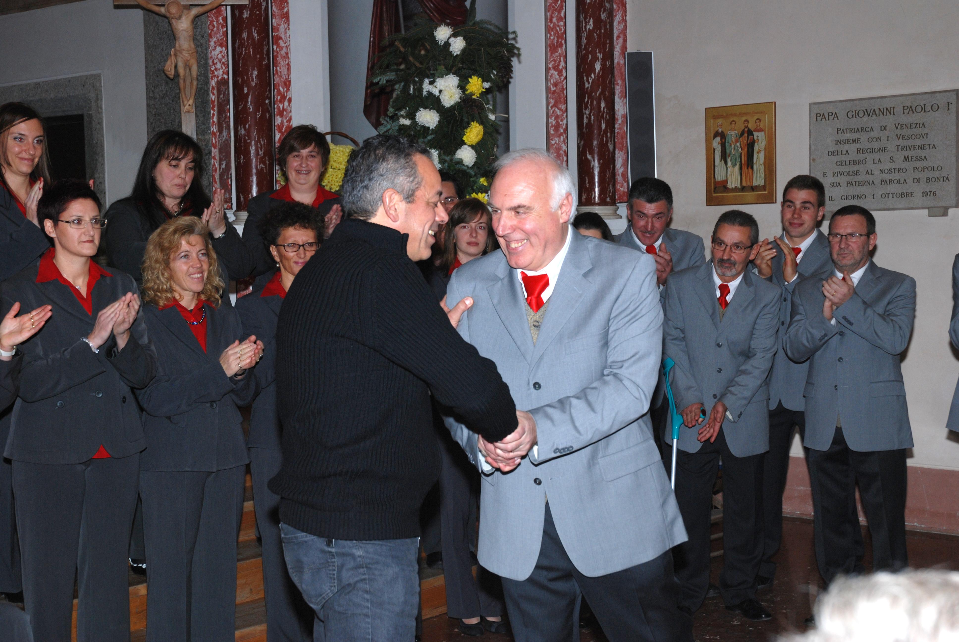Il Coro Vigolana canta Maiero