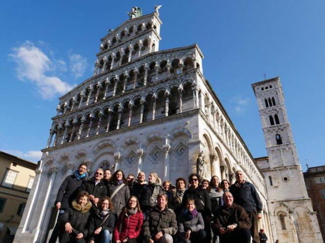 Trasferta a Lucca e Garfagnana 17-18/11/19